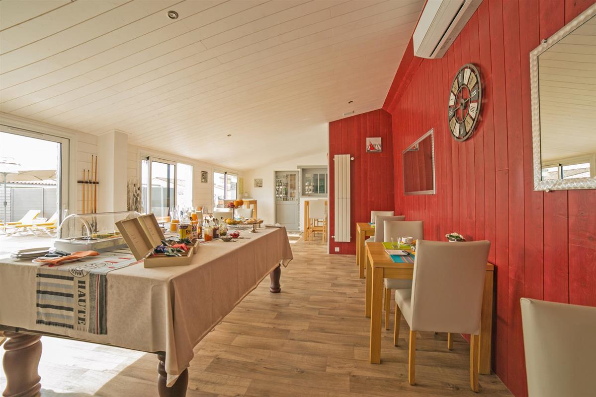 Le petit déjeuner - Petit déjeuner residence de vacances Ile de Re ...